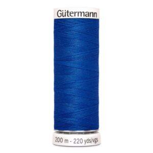 guterman naaigaren kobaltblauw