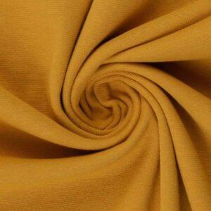 Boordstof geel swafing