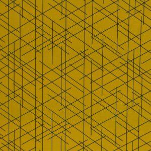 Lijnen oker abstract streetstyle Lycklig Design