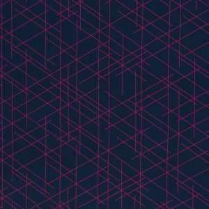 Streetstyle Lycklig Design roze lijnen abstract