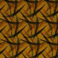 toronto abstract oker sweatstof