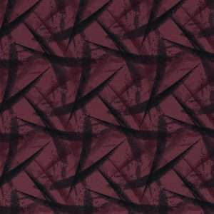 Toronta Abstract bordeaux rood, sweatstof