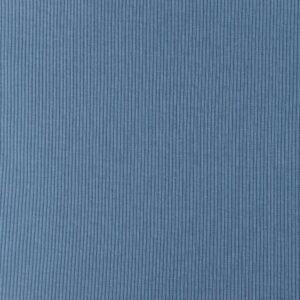 rib tricot oudblauw